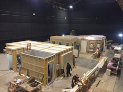 THE CHI - Stage Build