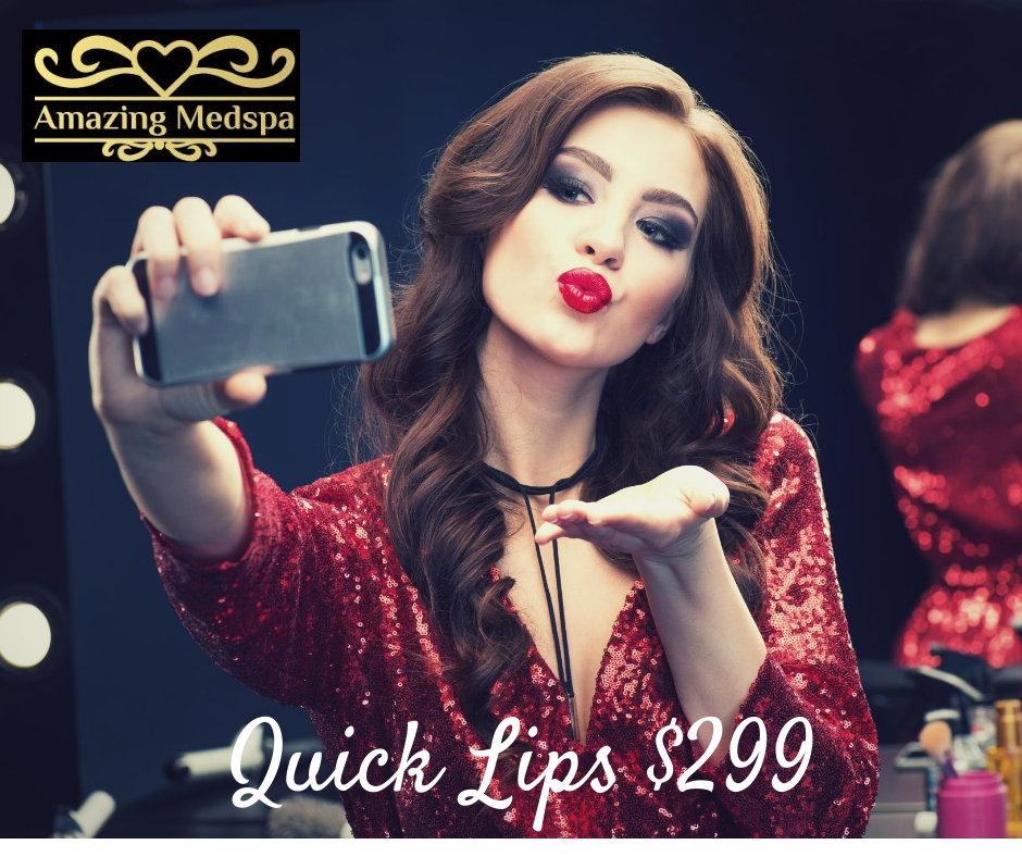 Quick Lips $499