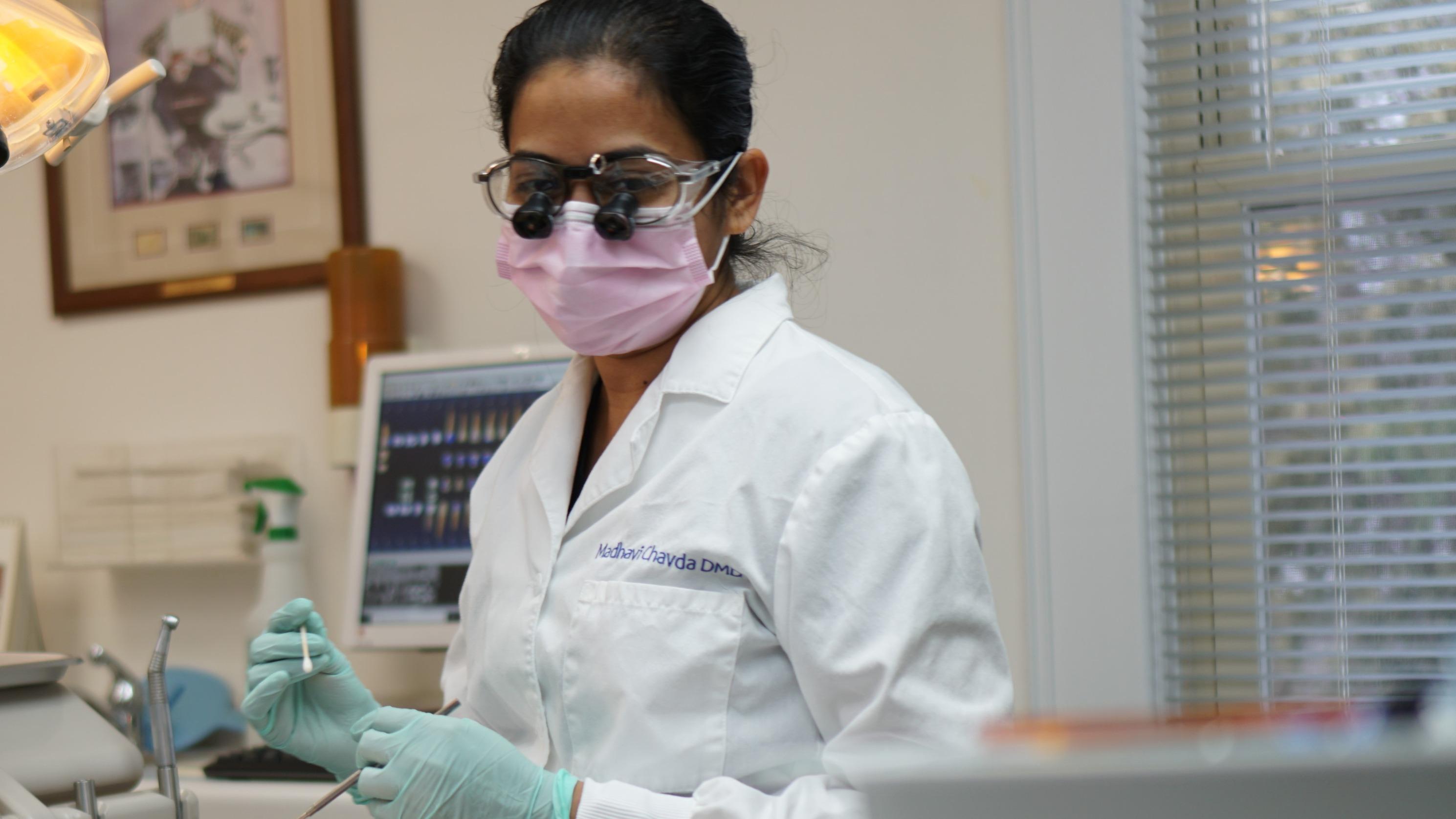 Dr. Madhavi Chavda
