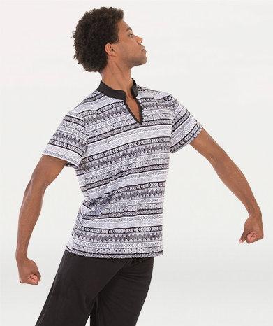 Tribal Simplicity Short Sleeve Pullover