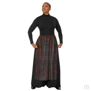 71600 - Womens Transformation Panel Skirt