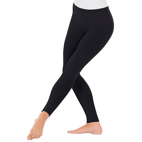 10333 - Womens Ankle Leggings with Cotton Lycra®