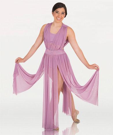 LC220 Dance Dreams Panel Dress