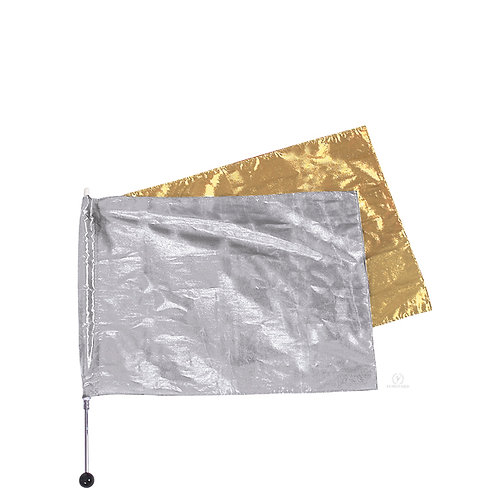 13FLAG - Metallic Dance Flag