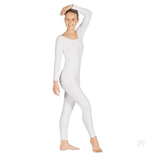 44129 - Eurotard Womens Long Sleeve Unitard with Tactel® Microfiber