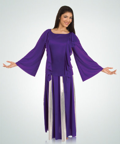 Girls Praise Robe