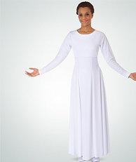 Empire Waist Dance Dress