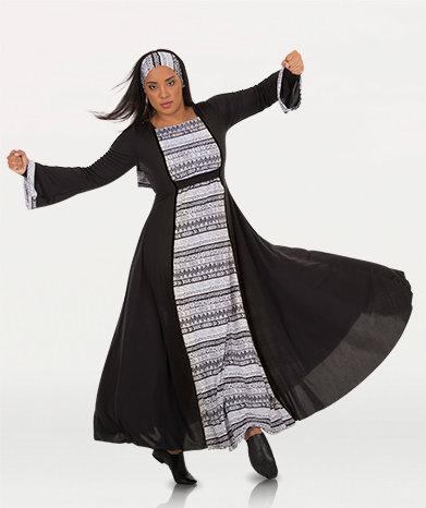 Girls Tribal Simplicity Dress