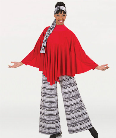 Celebration Of Spirit Capes Drapey Pullover