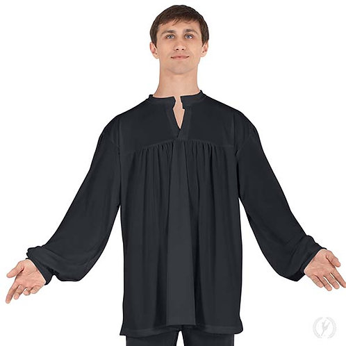13831 - Eurotard Unisex Humble Servant Polyester Open Collar Loose Fit Praise To