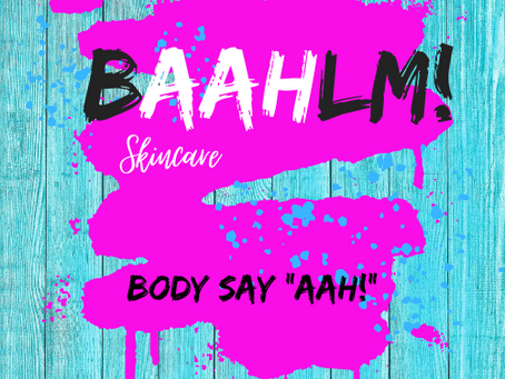 Baahlm! Gets a Facelift!