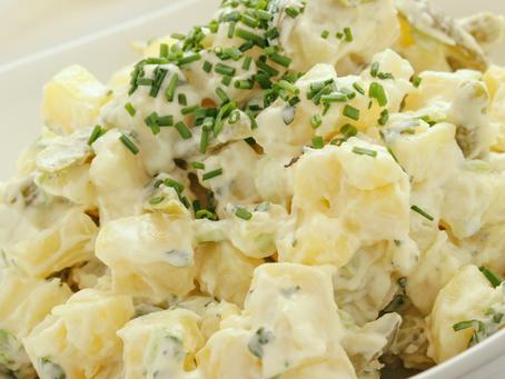 The Best Whole30 Potato Salad