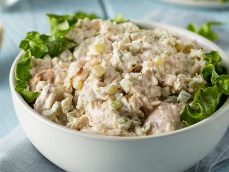 The Ultimate Chipotle Whole30 Chicken Salad Recipe
