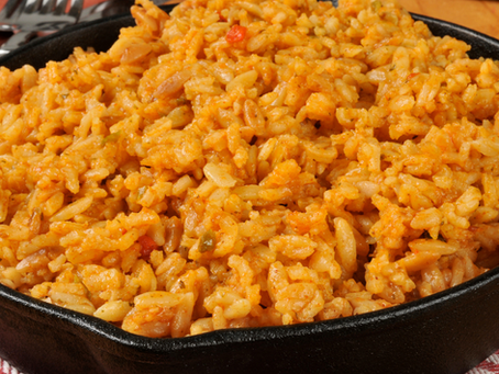Whole30 Mexican Cauliflower Rice