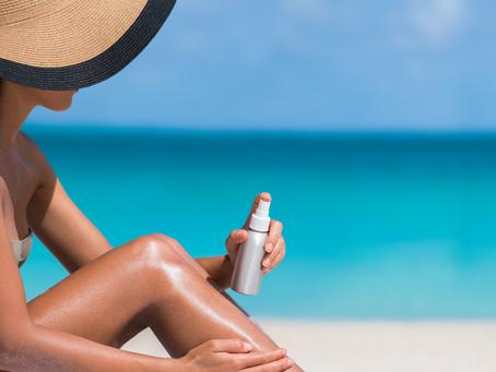 DIY Nontoxic Sunscreen