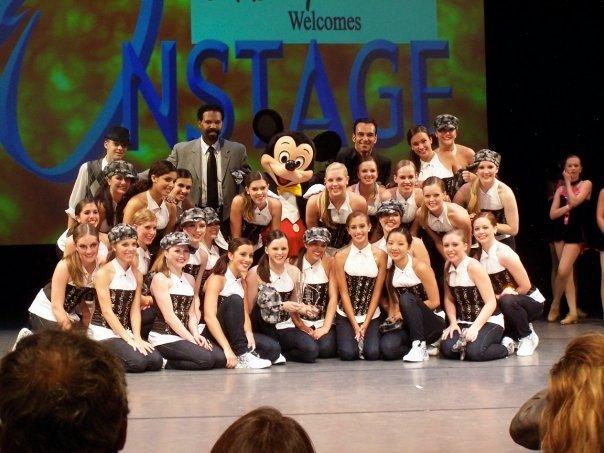 National dance winners