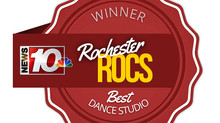 Fitzsimmons Dance Factory Wins Rochester's Best Dance Studio