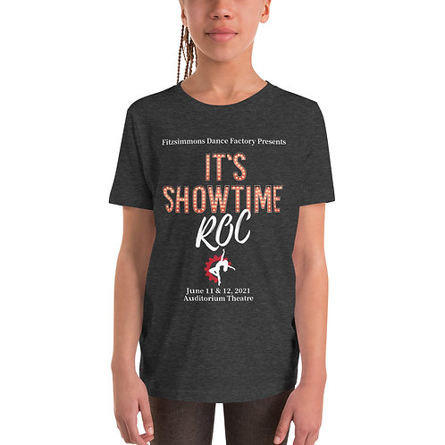 Youth Recital Tee-It's Showtime