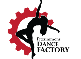 Fitzsimmons Dance Factory Has a New Logo! Take a Look Back into Our History.