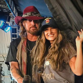 Opened for Billy Ray Cyrus at Cavendish Beach Festival
