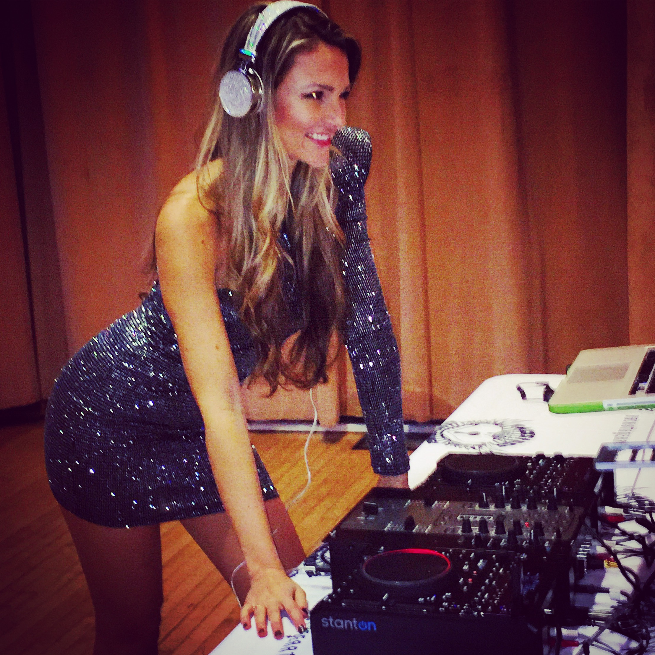 Dj Bad Ash at Sparkling Charity Gala
