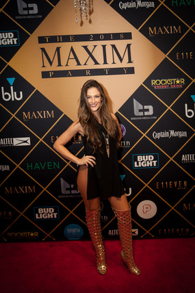 Recap from Maxim Super Bowl Party in Minneapolis, MN with Post Malone, Marshmello, Migos, Cardi B &a