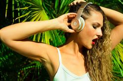 DJ Bad Ash Beats by Dre Headphones