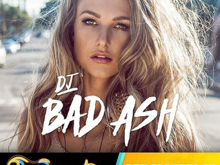 DJ Bad Ash to close the CountryFlo Music Festival in Fort Wales, FL