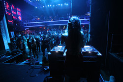 DJ BadAsh at Avalon hollywood