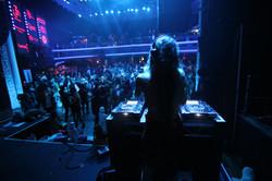 DJ BadAsh at Avalon hollywood