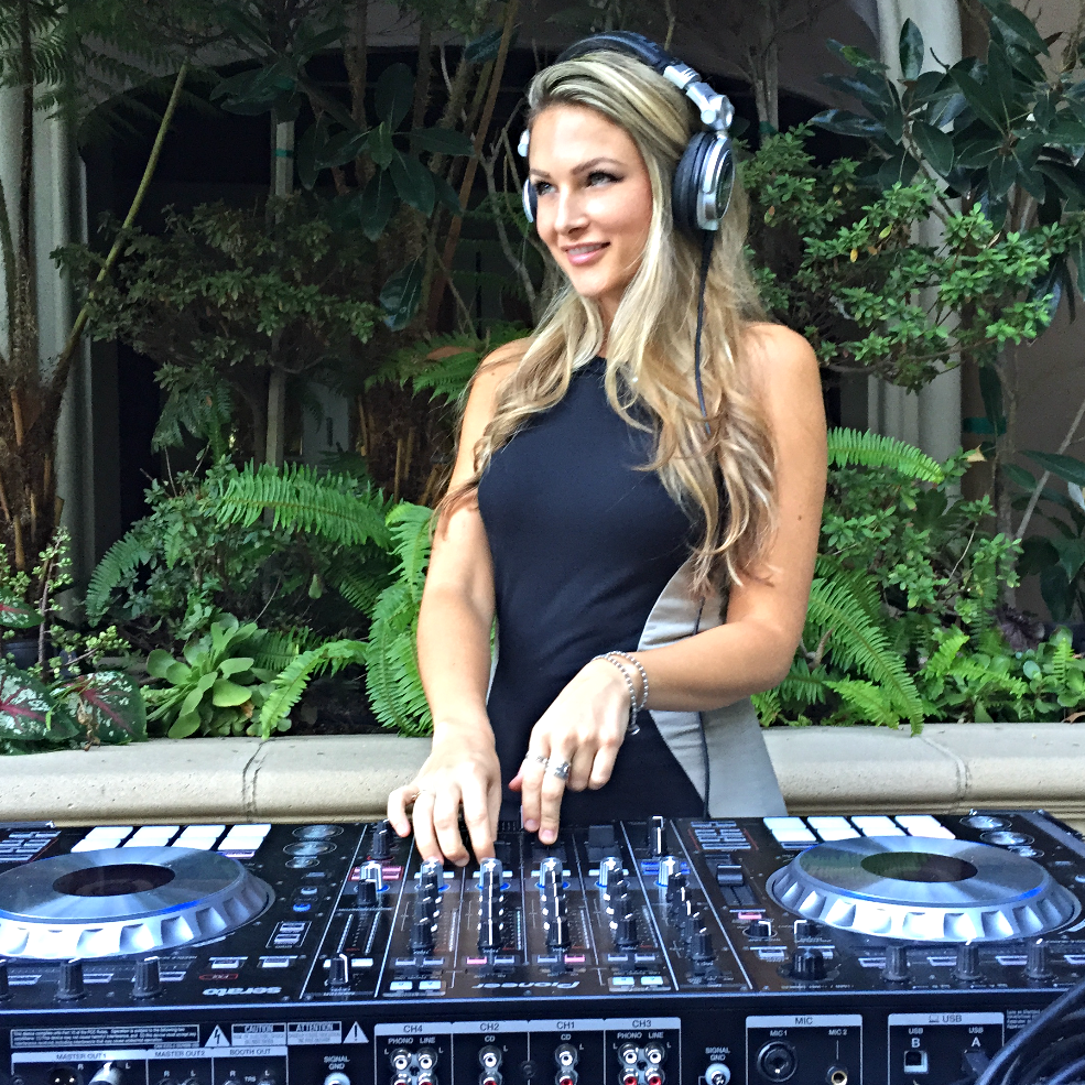 Dj Bad Ash at Four Seasons