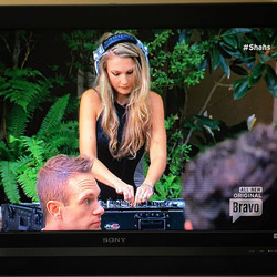 DJ Bad Ash on Bravo, Shahs of Sunset