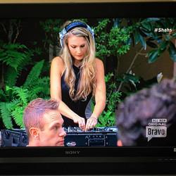 DJ Bad Ash on Bravo, Shahs of Sunset