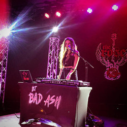 DJ Ba Ash at The Rose in Pasadena