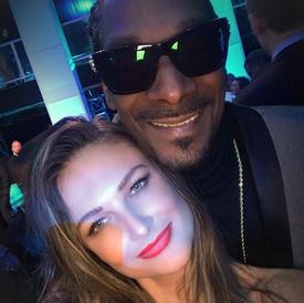 Opened for Snoop Dogg at Heat Nightclub