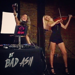DJ Bad Ash aT CMA Fest Afterparty