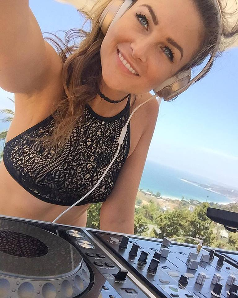 DJ Bad Ash at Goddess Retreat