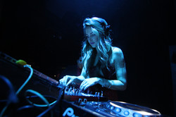 DJ Bad Ash at Avalon Hollywood