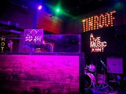 DJ Ba Ash San Diego Tin Roof bar