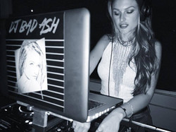 DJ Bad Ash at Laurel & Wolfe