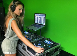 Dj Bad Ash Green Screen
