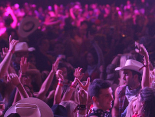 Bad Ash was a hit at Stagecoach!