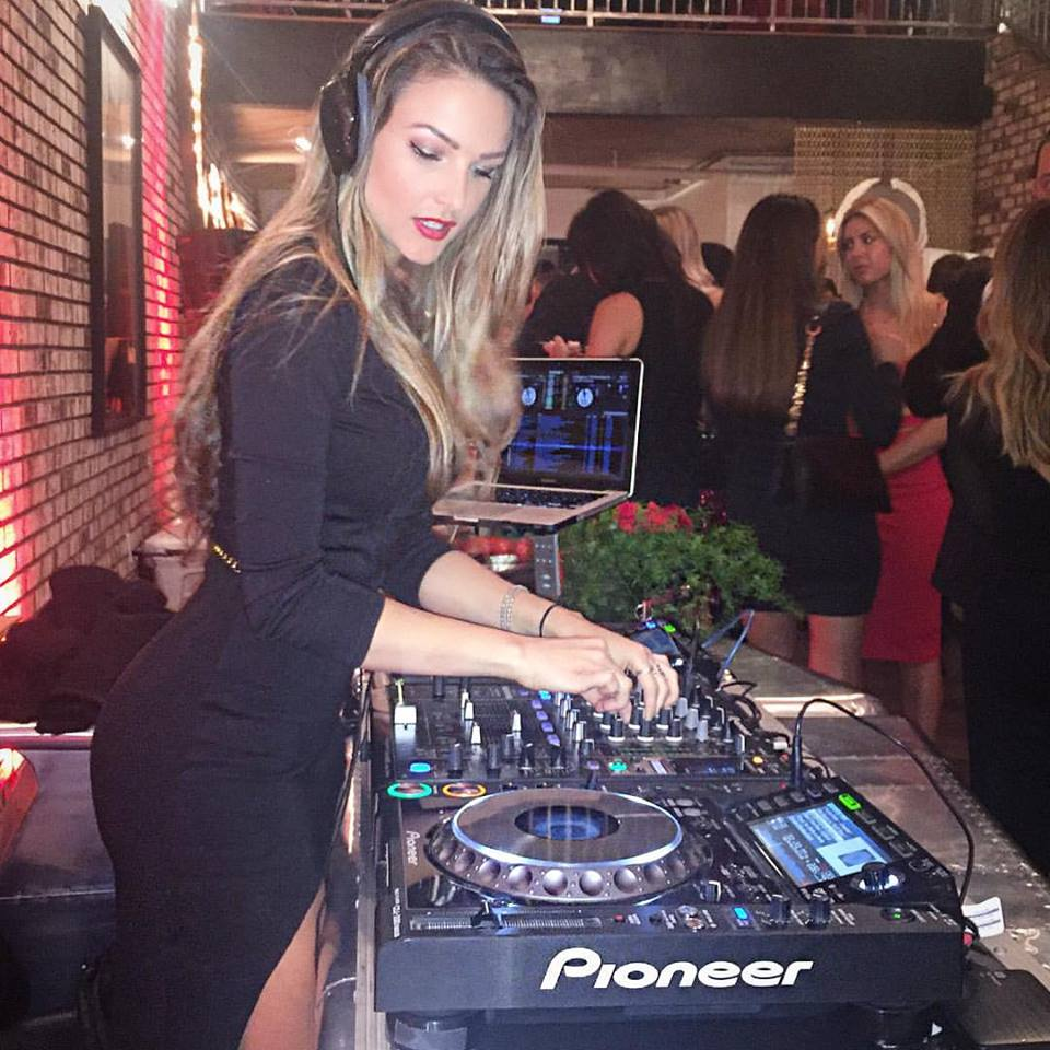 Dj Bad Ash at corporate event
