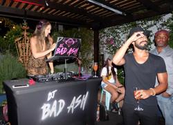 DJ Bad Ash Karina Smirnoff makeup