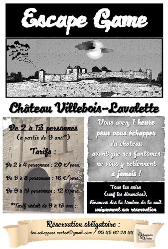 Affiche_Escape_Game_Château_Villebois