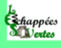Logo Les Echappées Vertes © 2018 Les Echappées Vertes