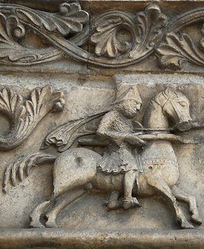 Chanson de Roland, Cathédrale Angoulême