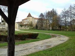 Château de Blanzaguet Copyright 2021 Les Echappées Vertes