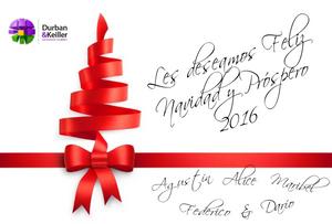 Feliz Navidad y Muy Próspero Año Nuevo