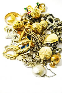 Scrap Gold ad Silver that we buy at our shop in Ramsey in Cambidgeshire
